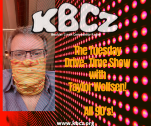 The Tuesday Drive- Time Show with Taylor Wolfsen (1)