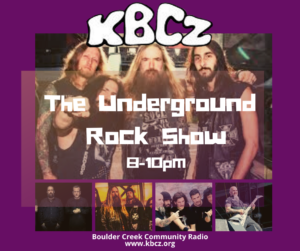 The Underground Rock Show