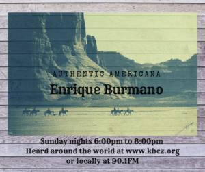 Enrique Burmano
