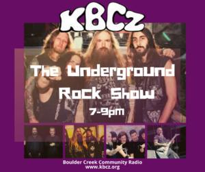 The Underground Rock Show